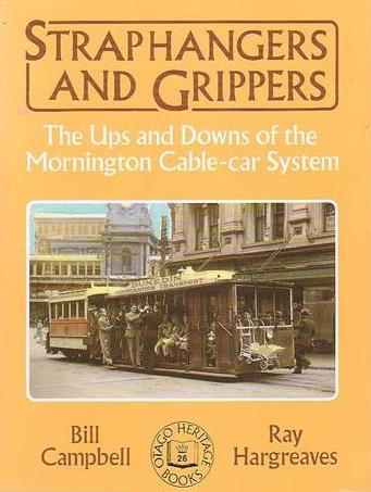 Otago History - Mornington Cable Car