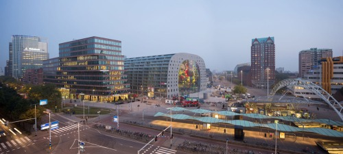 Rotterdam Market Hall [detail-online.com]