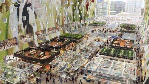 Rotterdam Market Hall [markthalrotterdam.nl]