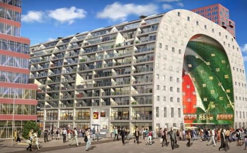 Rotterdam Market Hall [mobilis.nl]