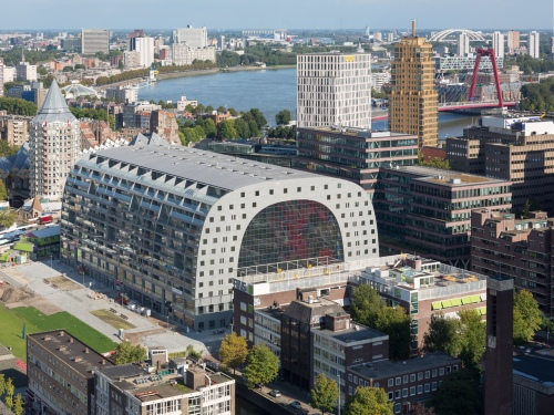 Rotterdam Market Hall [supermodulor.com]