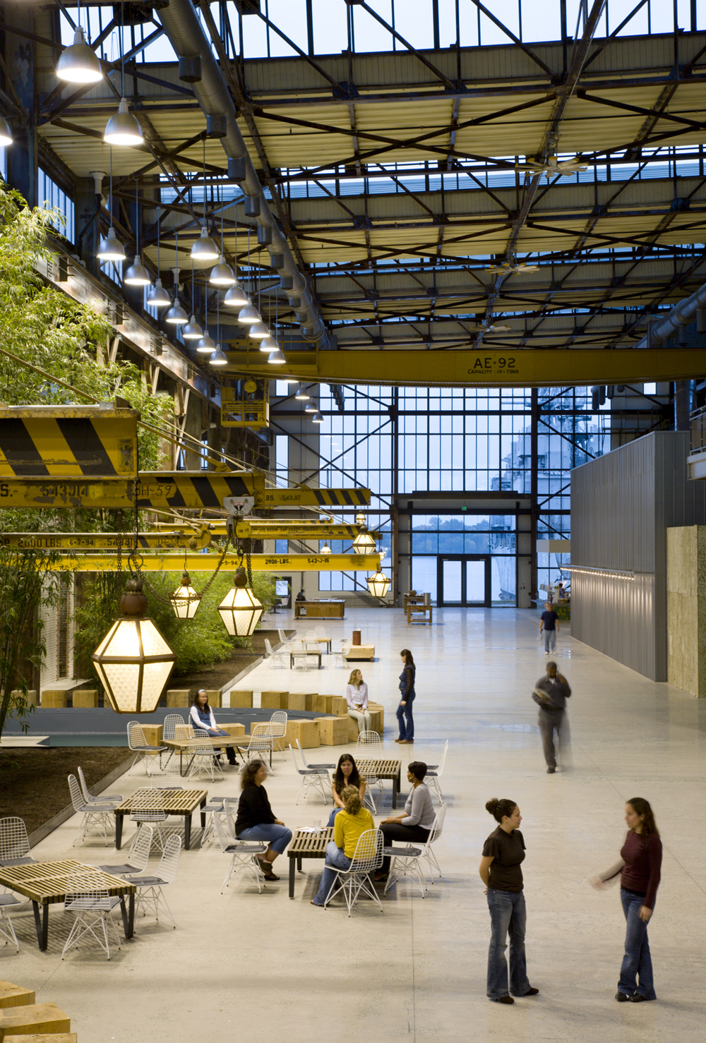 Urban Outfitters Corporate Campus / Meyer Scherer u0026 Rockcastle | What if? Dunedin...