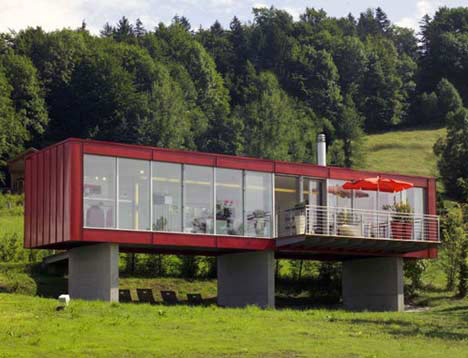 WebUrbanist On Steel Shipping Container Reuse What If