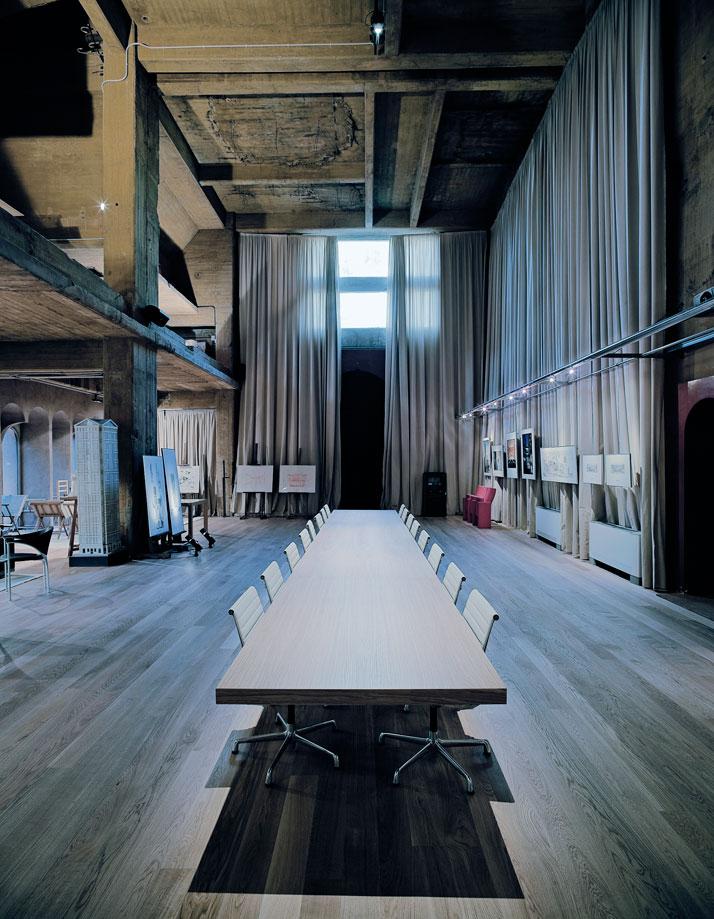 Ricardo Bofill's Cement Factory