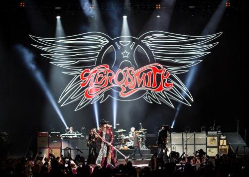 Aerosmith, Tampa Florida 11.12.12 The Global Warming Tour