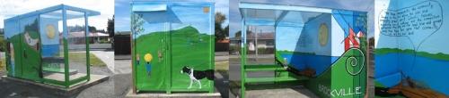 Brockville bus shelter 2013 (1)