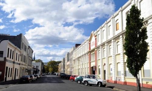 Vogel Street (Heritage Precinct), Dunedin 1