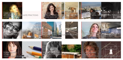 Architecture + Women NZ screenshot 1