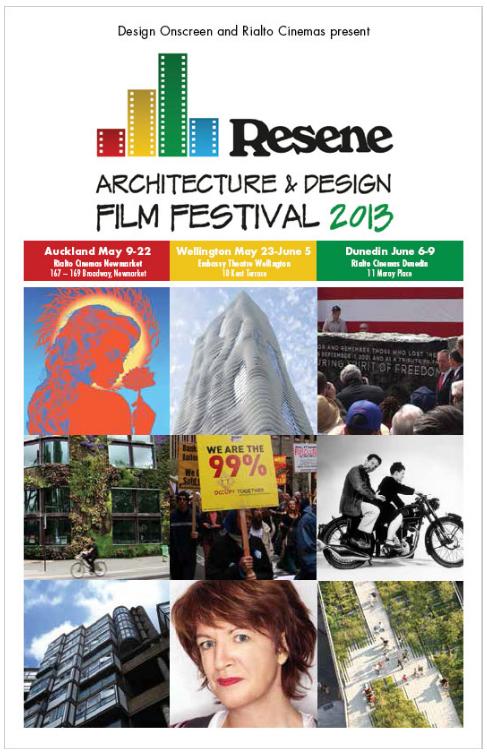 Resene A&D Film Festival poster