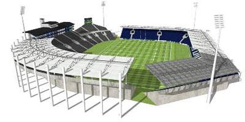 Carisbrook Stadium by totara (sketchup.google.com) 1