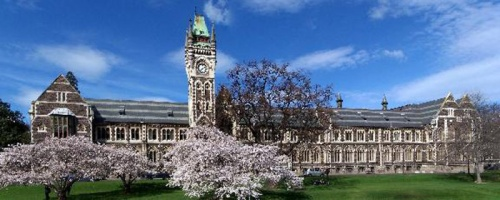 University of Otago Registry and Clocktower Building [physics.otago.ac.nz] 1