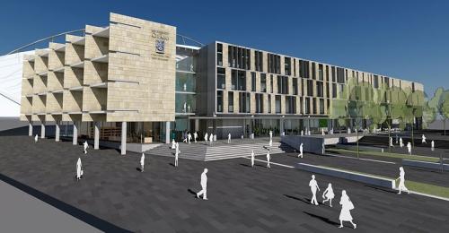 University of Otago Stadium building [otago.ac.nz] 2