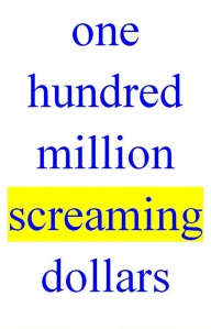 $100m screaming (1)