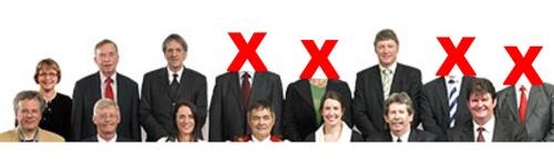 DCC elected representatives (4 gone)