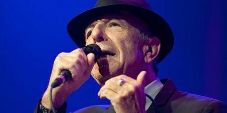 Leonard Cohen [AP]