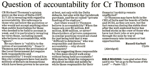 ODT Letter to the editor 15.7.13 (page 8) 1