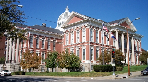 St Joseph - Buchanan County Courthouse [commons.wikimedia.org]