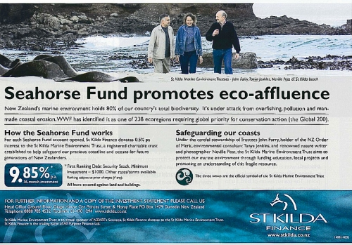 St Kilda Finance - John Farry and Neviille Peat [conservationmedicine.co.nz]