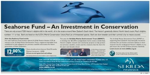 St Kilda Finance - Seahorse Fund [17.11.07 henzell.com]
