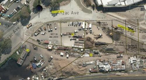 DIS-2013-1 Fredrick St - Ravensbourne Rd (detail)