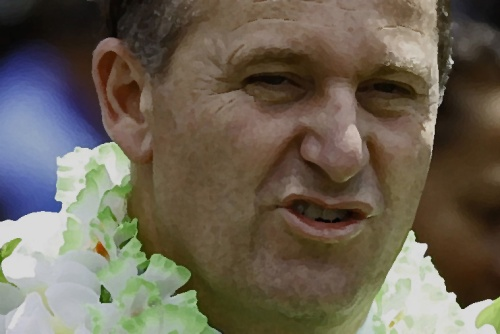 John Key PM Lei [3news.co.nz] re-imaged