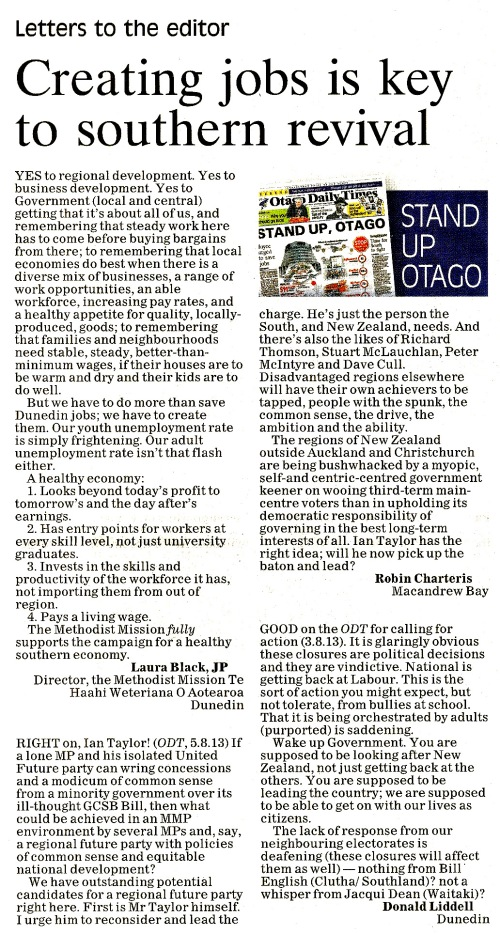 ODT 6.8.13 Letters to the editor (page 8)