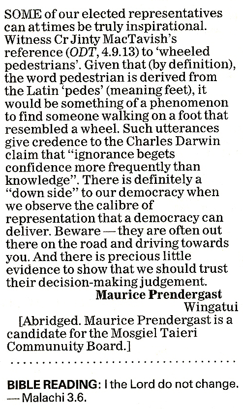 ODT 6.9.13 Letter to the editor (page 12)