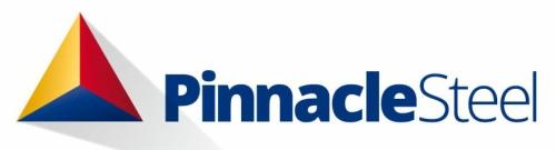 Pinnacle Steel logo (Dunedin)