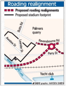 SH88 realignment [ODT Graphic]