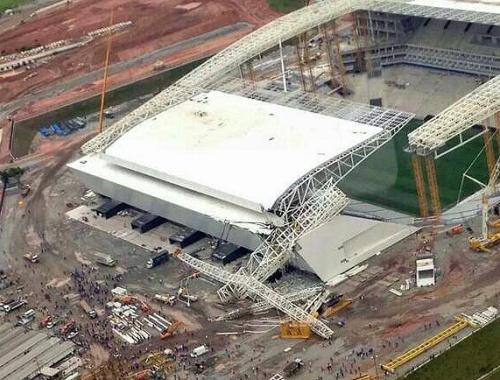 Arena Corinthians - Itaquerao [@FutebolnoPonto] 2