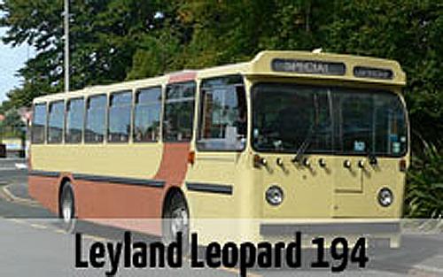 Otago Heritage Bus(1) LL-194