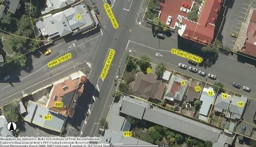 DCC Webmap - 2 St David Street