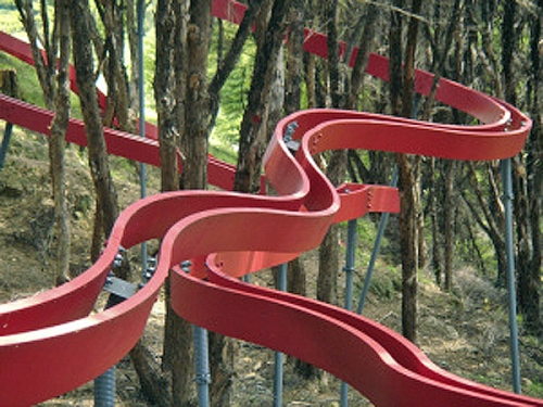Peter Nicholls, Tomo 2005 (detail).Connells Bay Sculpture Park [Peter Nicholls] 1