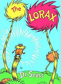 The Lorax, book cover [en.wikipedia.org]