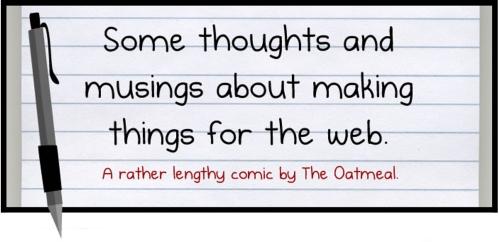 The Oatmeal - making things 2014 (1)