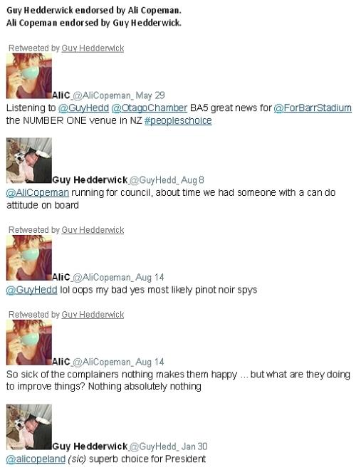 Tweets Hedderwick Copeman 2013-14 (1)
