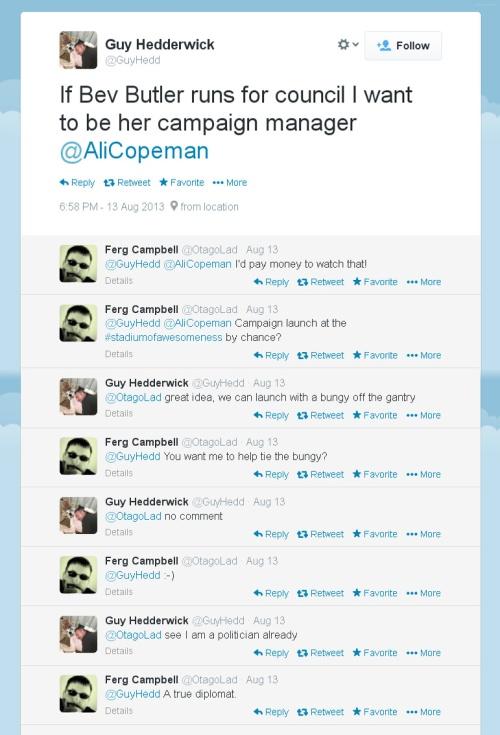Guy Hedderwick tweets (13.8.13)