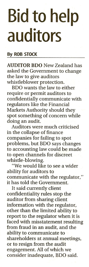 SST Business 30.3.14 (page D5) Bid to help auditors