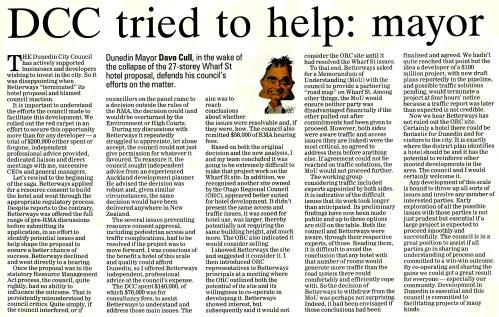 ODT 21.4.14 DCC tried to help - mayor (page 13)