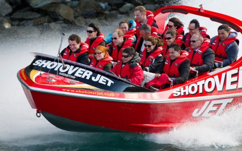 Shotover Jet - Royal Whitewater [telegraph.co.uk]