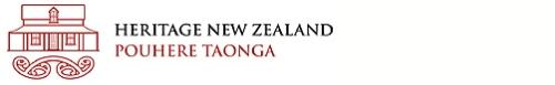 Heritage New Zealand Logo