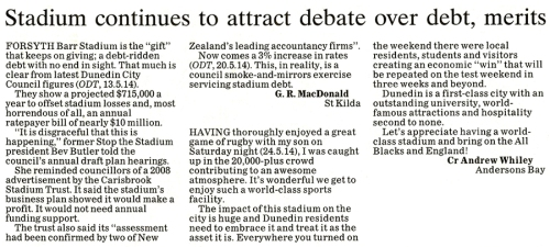 ODT 30.5.14 Letters to the editor MacDonald, Whiley (page 12)