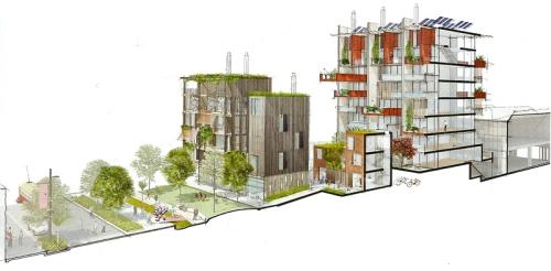 Patrick Clifford (Architectus) - Wynyard Central, Auckland (2013) 1
