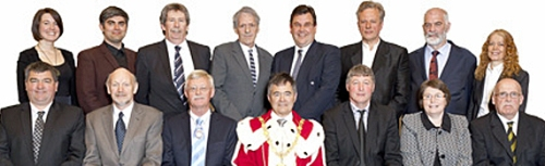 DCC mayor and councillors (2013-14) 1