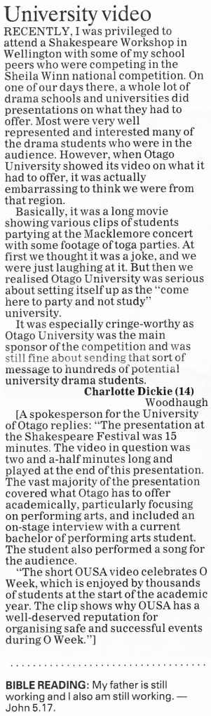ODT 10.7.14 Letter to the editor Dickie p14