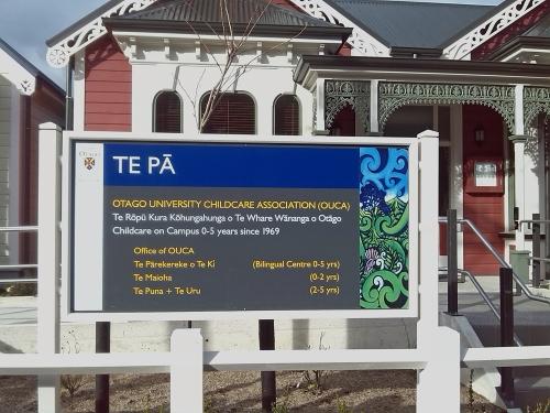 Te Pa Castle St 1