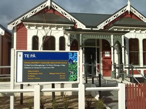 Te Pa Castle St 2