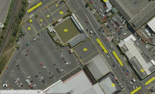 223 Andersons Bay Road [DCC webmap]