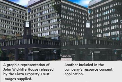 Baker Garden Architects - JW House paint schemes [screenshots]