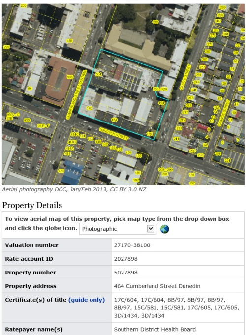 DCC Rates information - 464 Cumberland Street (1)